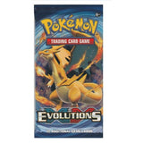 Pokemon TCG Booster - XY Evolutions