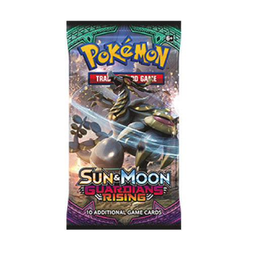 Pokemon TCG Booster - S&M Guardians Rising
