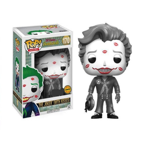Funko Pop! The Joker (With Kisses) 'Chase'