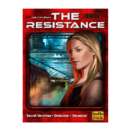 The Resistance '3rd Edition' - ToyToyjac