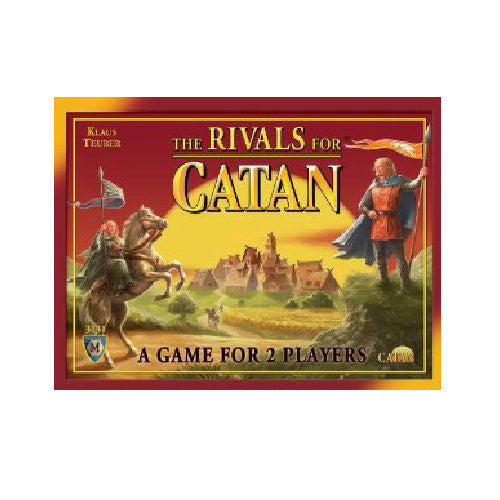 Rivals For Catan - ToyToyjac