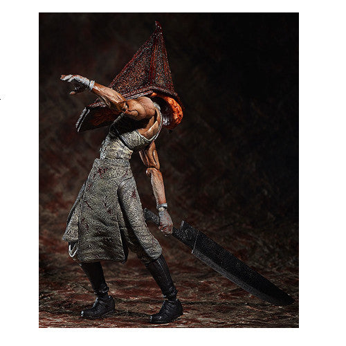 Silent Hill 2 Figma's