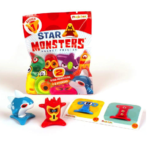 Star Monsters 'Series 1' Blind Bag - ToyToyjac