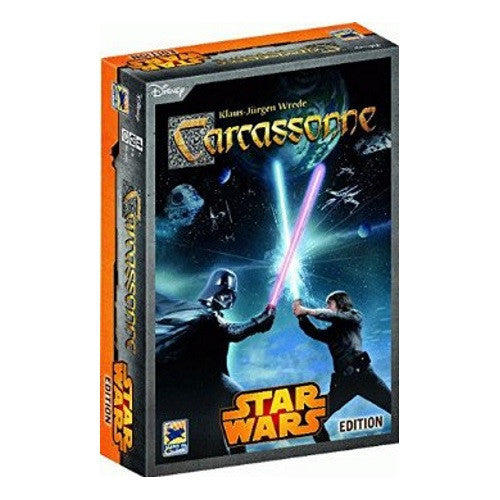 Carcassonne - Star Wars Edition - ToyToyjac