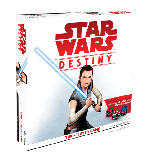 Star Wars Destiny - 2 Player Game