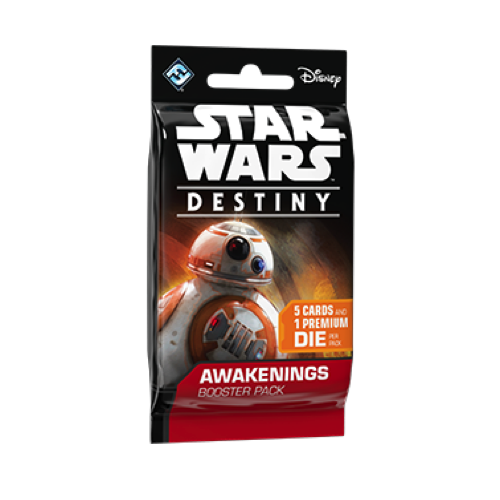 Star Wars Destiny - Awakenings Booster