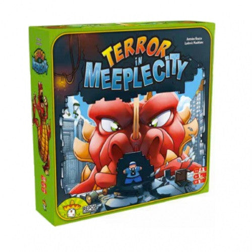 Terror in Meeple City - ToyToyjac