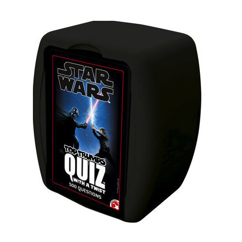 Top Trumps Quiz - Star Wars - ToyToyjac
