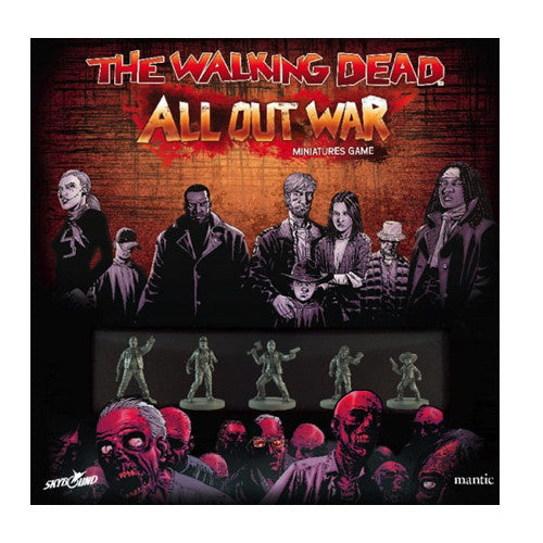 Walking Dead - All Out War Core Set - ToyToyjac - 1