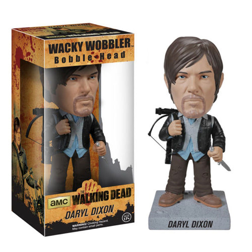 Bobble Head - Daryl Dixon