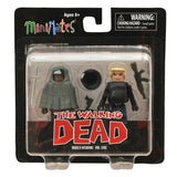 Walking Dead Minimates 'Series 4' Twin Pack - ToyToyjac - 1