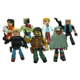 Walking Dead Minimates 'Series 4' Twin Pack - ToyToyjac - 2