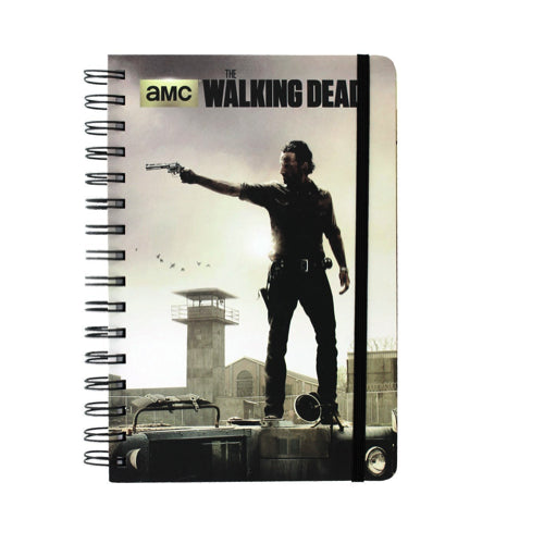 Walking Dead A5 Notebook