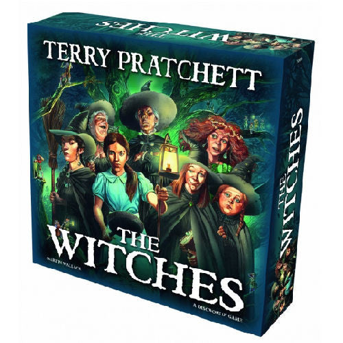 Discworld - The Witches - ToyToyjac