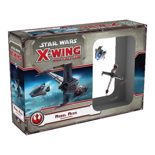 X-Wing Miniatures Rebel Aces - ToyToyjac