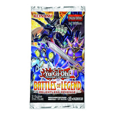 Yu-Gi-Oh! Booster - Battles Of Legend - Relentless Revenge
