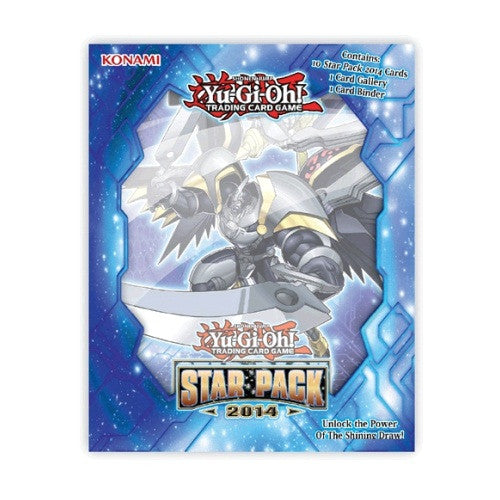 Yu-Gi-Oh! 2014 Star Pack Beginners Kit - ToyToyjac
