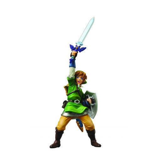 Medicom UDF - Link Skyward Sword Mini Figure - ToyToyjac