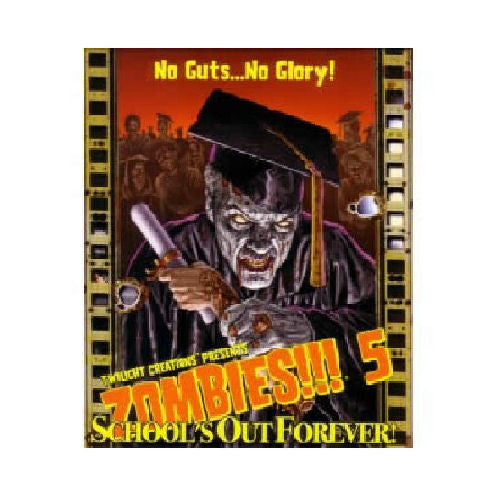 Zombies!!! 5 'Schools Out' Expansion - ToyToyjac