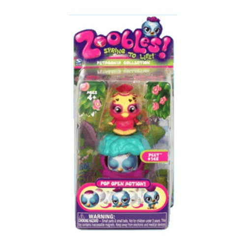 Zoobles - Single Figure Pack - ToyToyjac