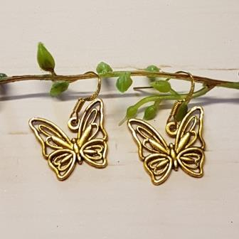Butterfly Charms - 4