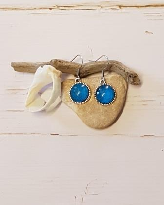 Colours of the Sea Small Earrings 2