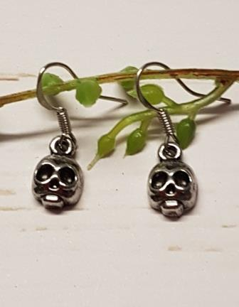 Skull Charms - 3