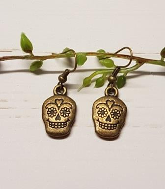 Skull Charms - 2
