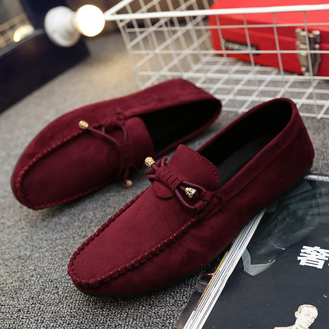 Men Casual Shoes Fashion Men Shoes Breathable Men Loafers Moccasins Slip on Men's Flats Male Driving Shoes Stylish Footwear