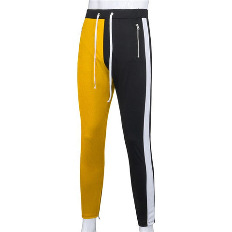 Jogging Pants Men Hip Hop Sport Workout Sweatpants Gym Training Pants Mens Fitness Leggings Joggers Running Trousers กางเกงทหาร