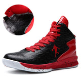 Man High-top Jordan Basketball Shoes Anti-skid Breathable Outdoor Sports Men's Cushioning Light Basketball Sneakers Jordan Shoes