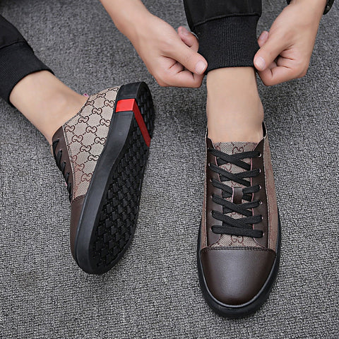 2019 New Men's Shoes Plus Size 36-47 Men's Flats,High Quality Casual Men Shoes Big Size Handmade Moccasins Shoes for Male