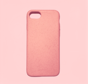 Carcasa iPhone compatible con 6/7/8/SE 2020 Biodegradable