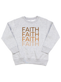 Faith Toddler Sweatshirt