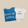 Raising Tiny Disciples + Tiny Disciple Indigo Set