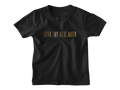 Love Thy Neighbor Black Multicolor - Tee