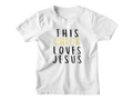 This Chick Loves Jesus - Tee