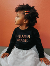 Melanin Magic Toddler Sweatshirt