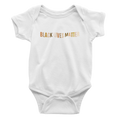 Black Lives Matter Black Multicolor - Bodysuit