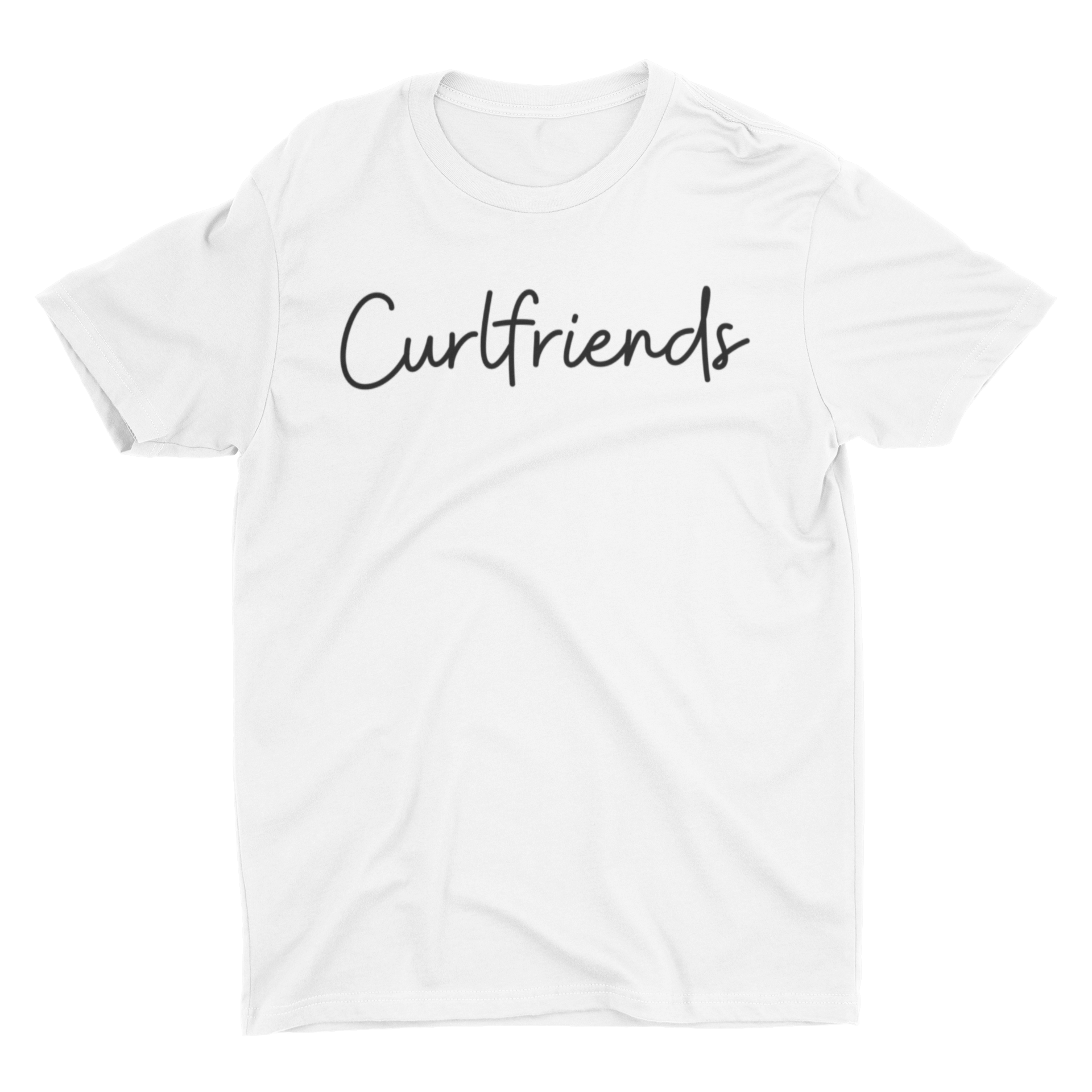 Curlfriends Crew Neck