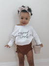 Crowned in Curls Toddler Sweatshirt