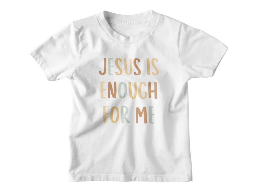 Jesus Is Enough For Me - Tee