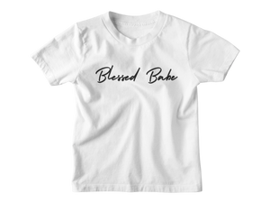 Blessed Babe - Rust Tee
