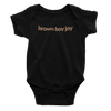 Brown Boy Joy - Bodysuit