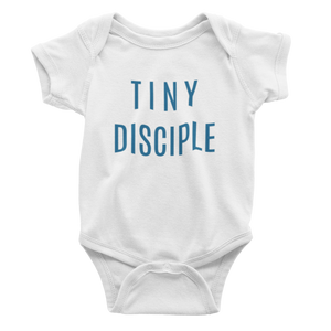 Tiny Disciple - Black Bodysuit