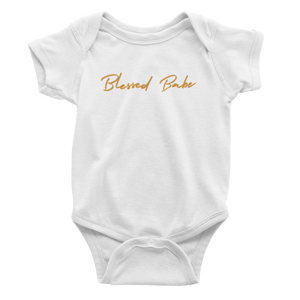 Blessed Mama + Blessed Babe Rust Set