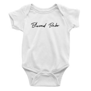 Blessed Mama + Blessed Babe Black Set