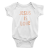 Jesus is Love - Bodysuit