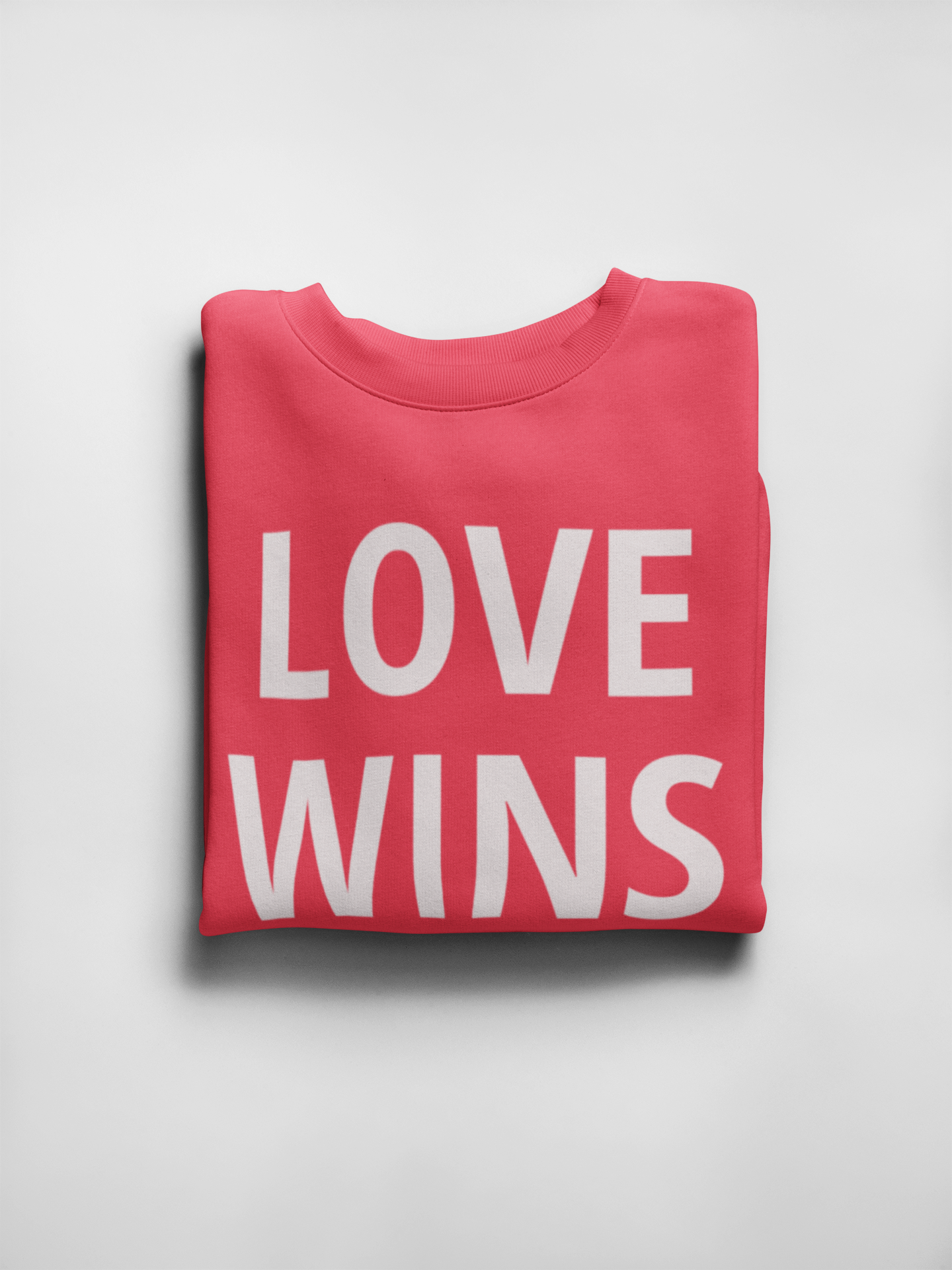 Love Wins Sweatshirt