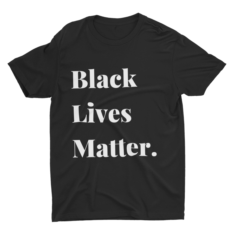 Black Lives Matter. Crew Neck